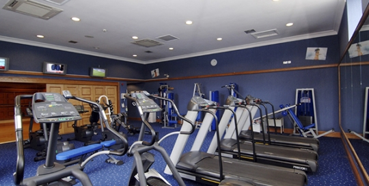 GYm Facilities Inverness