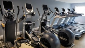 Glasgow Cardio Gym Facilities