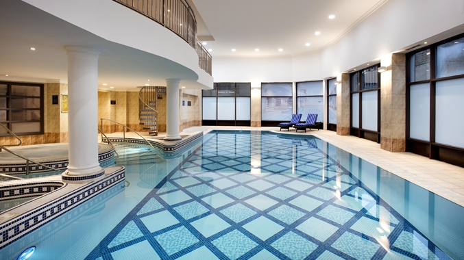swimming pools glasgow images