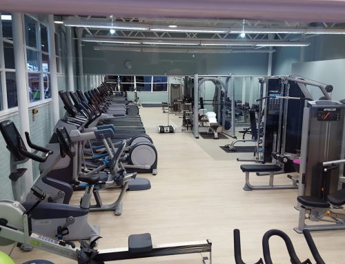 Oxford full gym