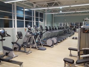 Oxford Gym Facilities, Cardio