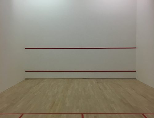 Oxford Squash Court