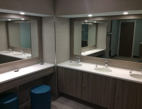 Oxford vanity area