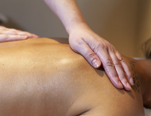 Relaxing Back Massage at Rena London City
